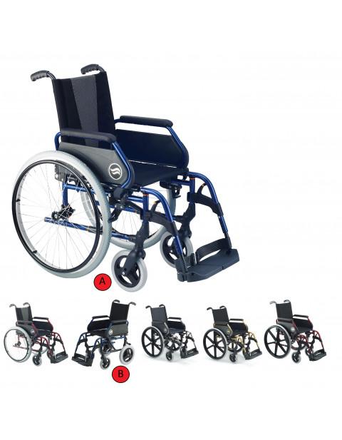 Cadeira de Rodas - Breezy 250